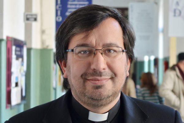 P Julio Fernández Techera, rector de la Universidad Católica /ucu.edu.uy