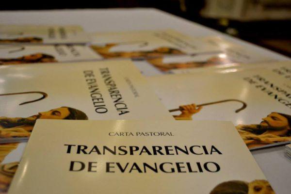 transparencia del evangelio