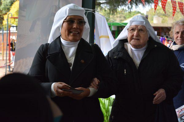 Siervas de María en Fiesta de San Felipe y Santiago / Fuente: Clara Planelles - Arquidiócesis de Montevideo