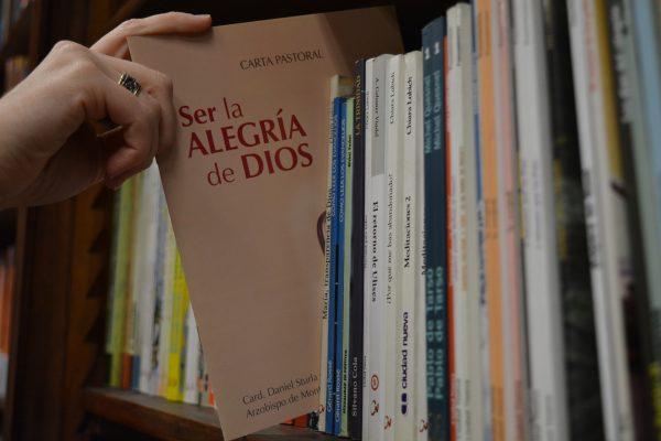 Librería LEA / Fuente: Clara Planelles - Arquidiócesis de Montevideo