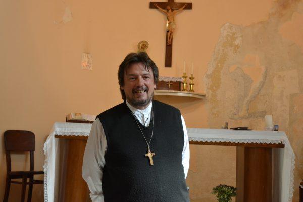El Diácono Miguel Zinola / Fuente: Clara Planelles - Arquidiócesis de Montevideo