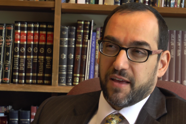 Gran rabino Ben-Tzion Spitz