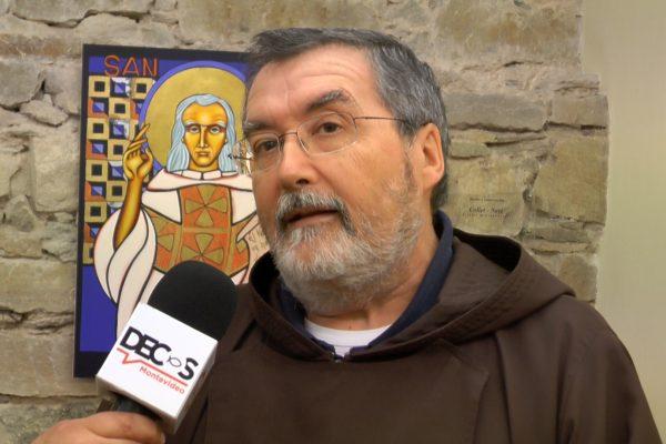 Fray Carlo Calloni OFMcap / Fuente: ICMtv