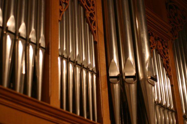 """El órgano es el """"rey de los instrumentos""""/ Flickr.com/psi_mon"""