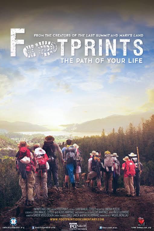 Afiche de Footprints