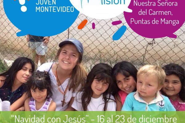 Afiche de la Misión de Navidad / Fuente: Iglesia Joven