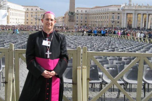 Mons. Milton Troccoli/ Fuente: amicus-sponsi.blogspot de Mons. Alberto Sanguinetti