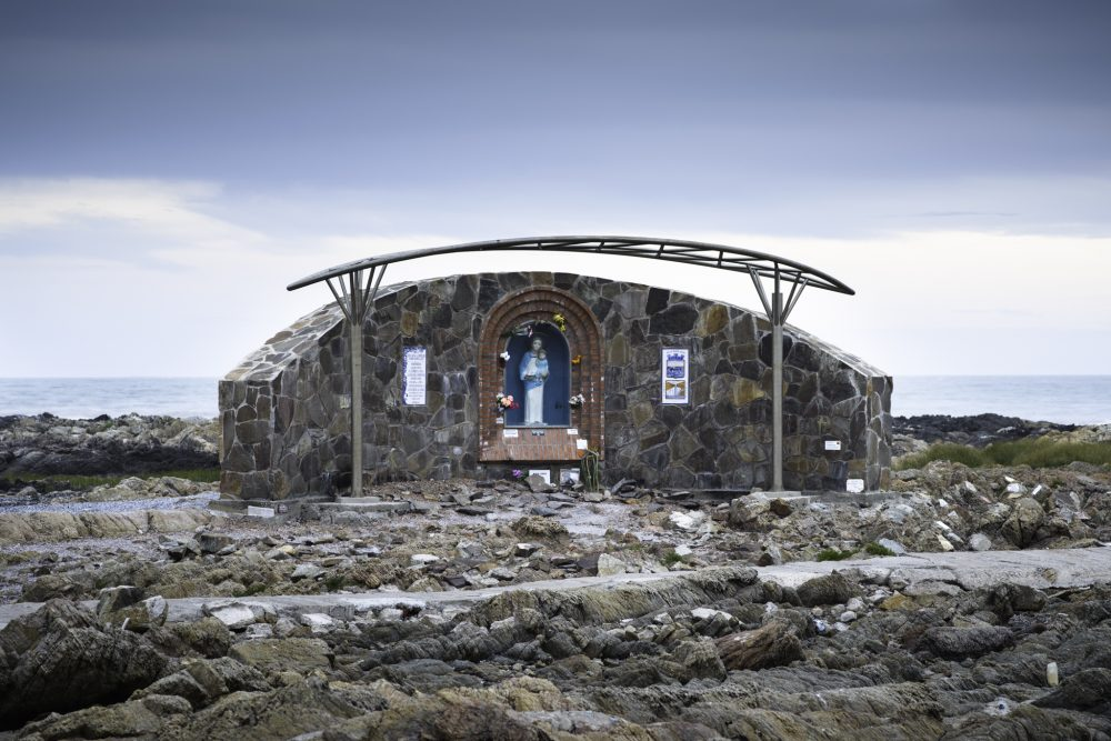 Ermita de la Virgen de la Candelaria en Punta del Este / Fuente: Jimmy Baikovicius - Flickr