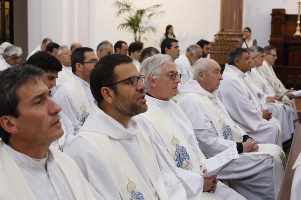 Sacerdotes de Montevideo / Fuente: DECOS Montevideo - Giuseppe D´Lucca