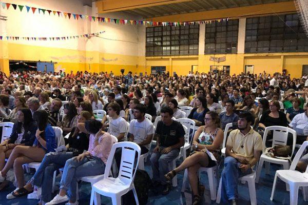 Más de 1.500 personas vivieron la fiesta de la Familia Salesiana /Comunicación Salesiana