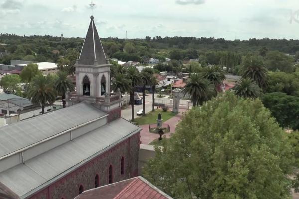 El Observatorio Meteorológico del Colegio Pío tiene una torre de avistamiento /ICMtv