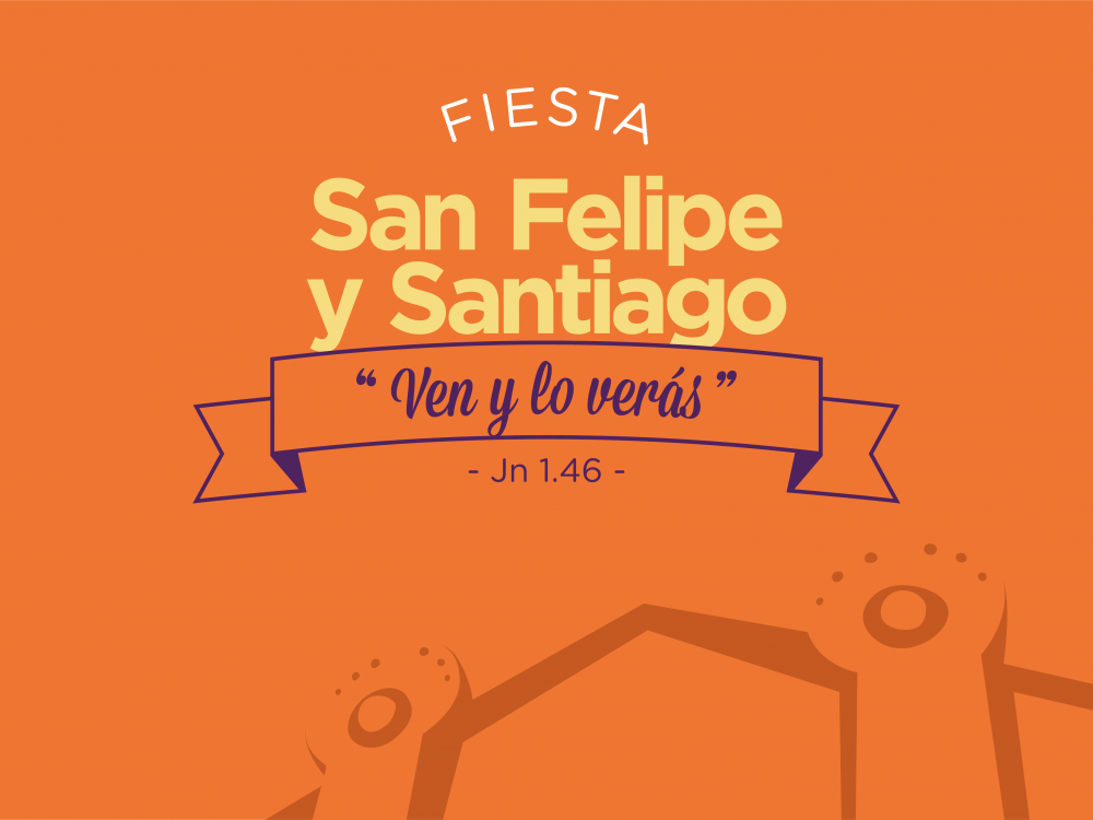 Fiesta de san Felipe y Santiago / Fuente: Decos Montevideo