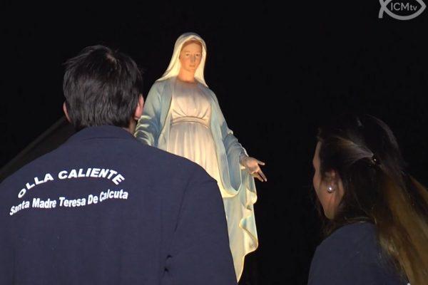 Olla Caliente Santa Madre Teresa de Calcuta /ICMtv