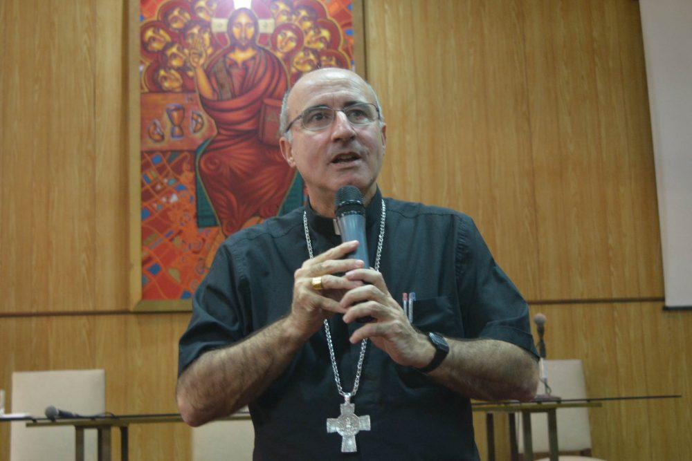 Cardenal Daniel Sturla / Fuente: ICM