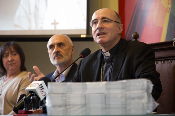 Cardenal Daniel Sturla /F. Gutiérrez