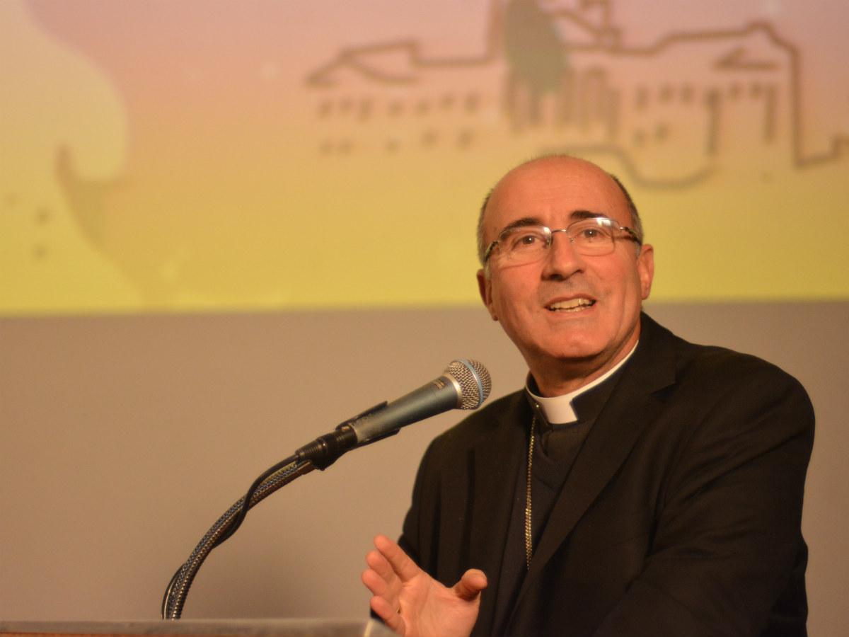 Cardenal Daniel Sturla /C. Planelles
