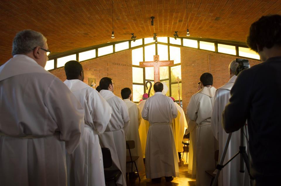 Misa festejo del santo Cura de Ars/ Fuente: CEU Decos