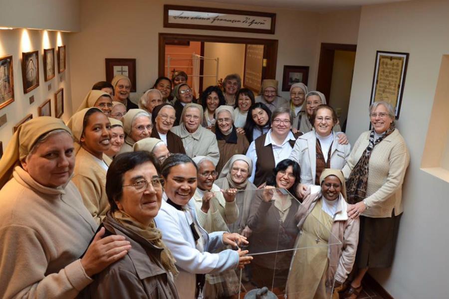 Hermanas Capuchinas /Fb 125 años de Madre Francisca Rubatto en América
