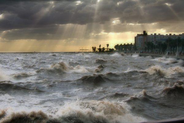 Temporal en Montevideo/ Flickr: vincealongi