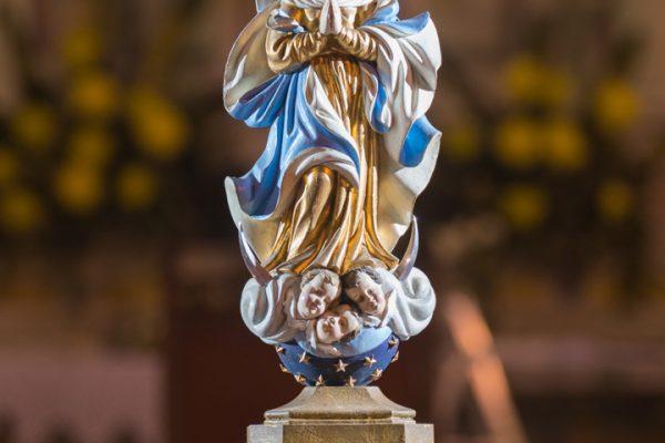 Virgen de los Treinta y Tres / Fuente: F. Gutiérrez