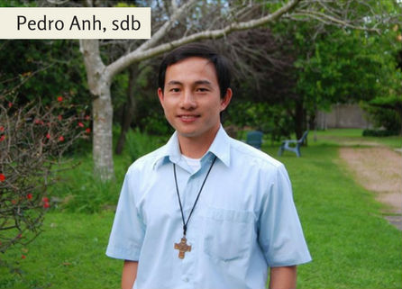 Pedro Anh, salesiano vietnamita.