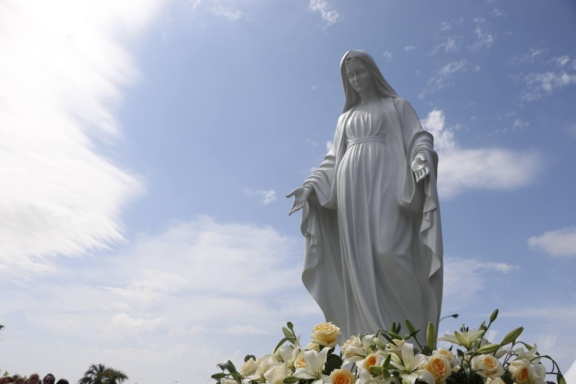La Virgen María /A. González