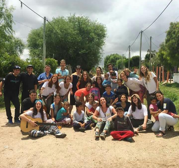 Misión de Navidad 2017/ Fuente: Iglesia Joven Montevideo