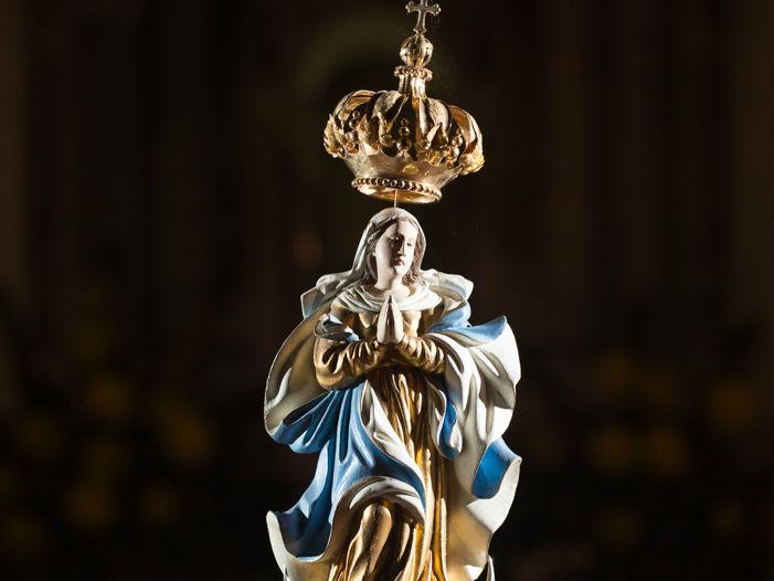 Virgen de los Treinta y Tres /F. Gutiérrez