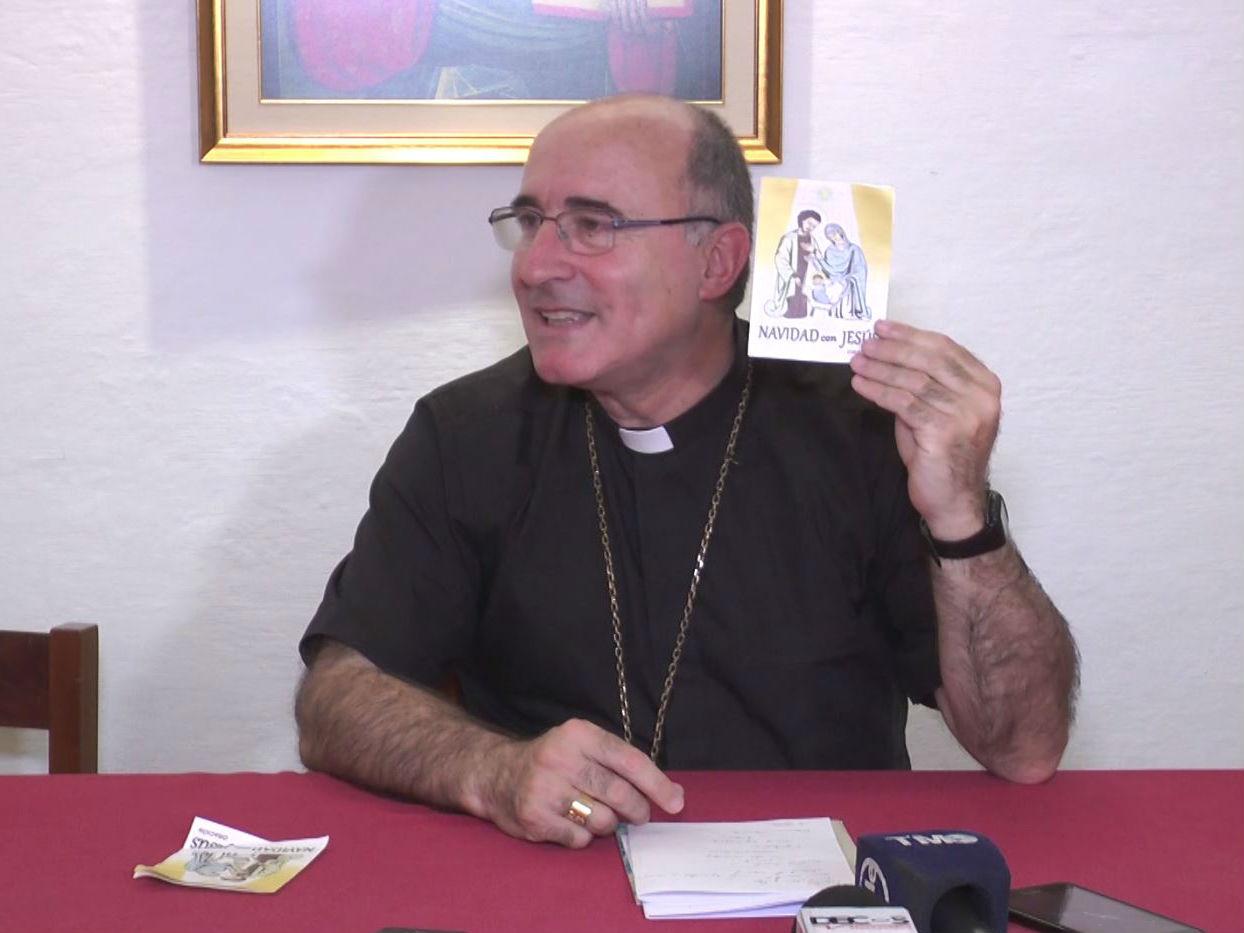 Cardenal Sturla con la oración para rezar en Navidad /ICMtv