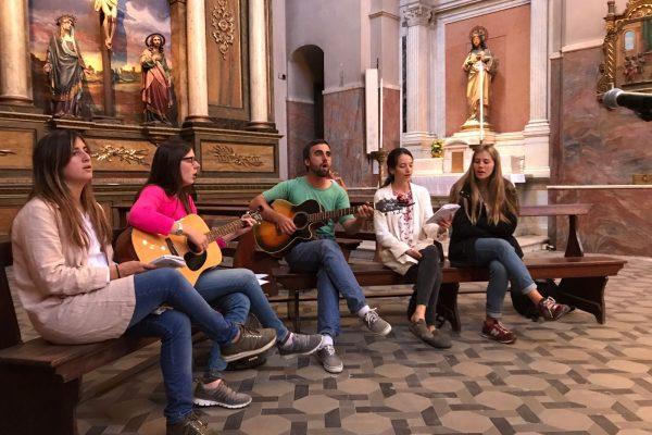 Misioneros musicales / Fuente:  Ministerio de música