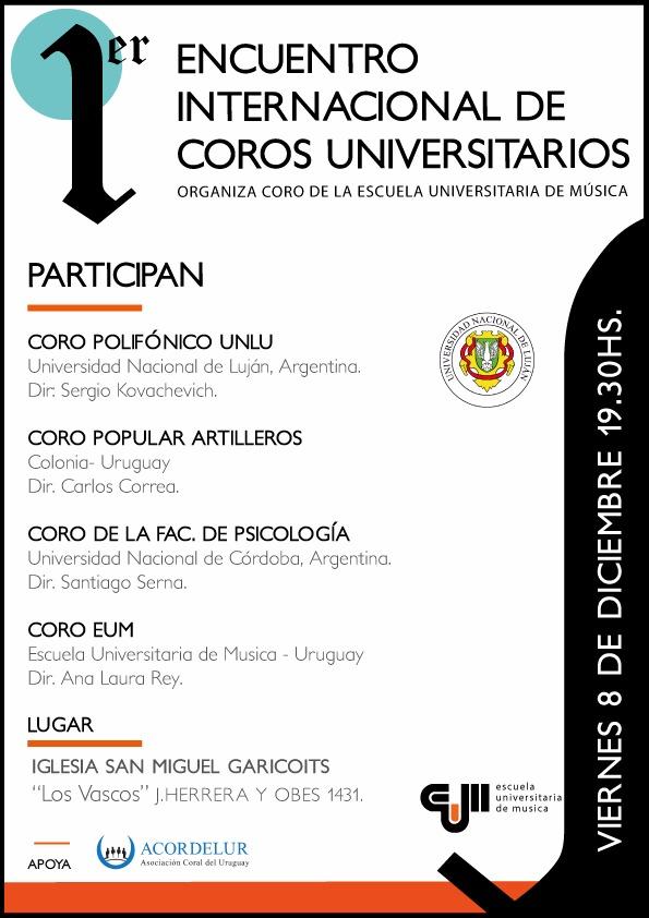 festival internacional coros