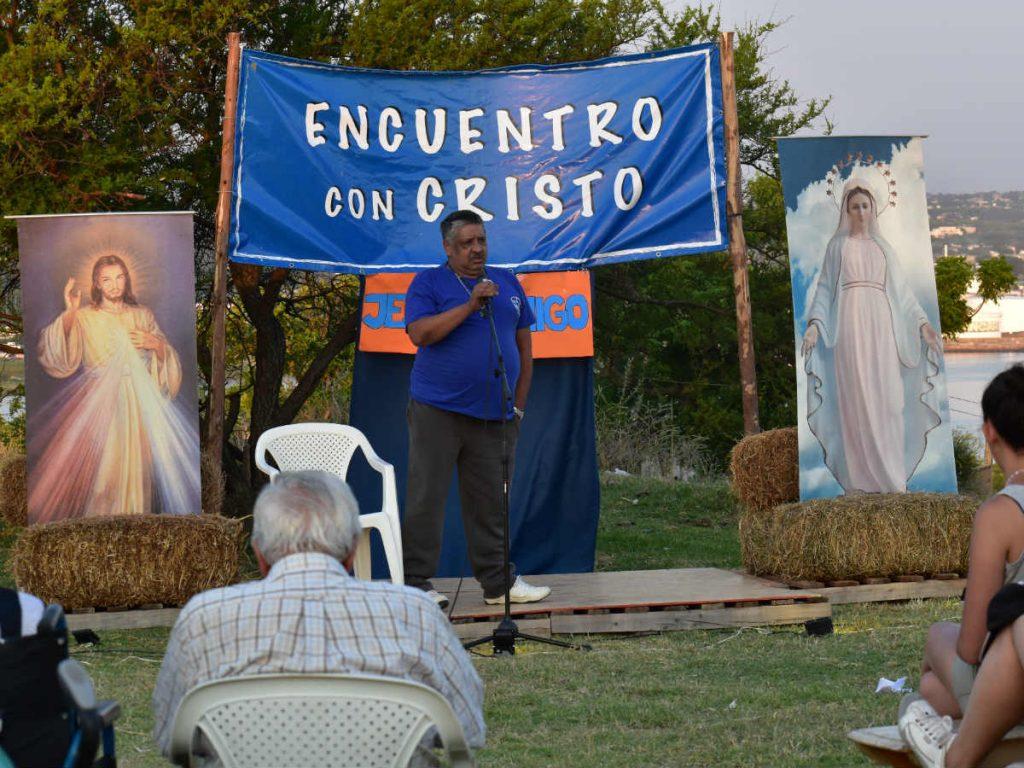 """""""Retiro popular"""" en el marco de la misión de la Sociedad San Juan /Sociedad San Juan"""