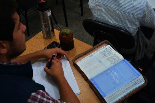 Formación para catequistas/ Fuente: Clara Planelles