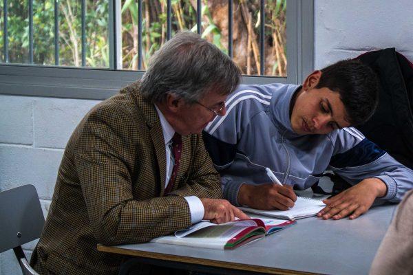 Centro Juvenil Providencia/ Fuente: web de Providencia
