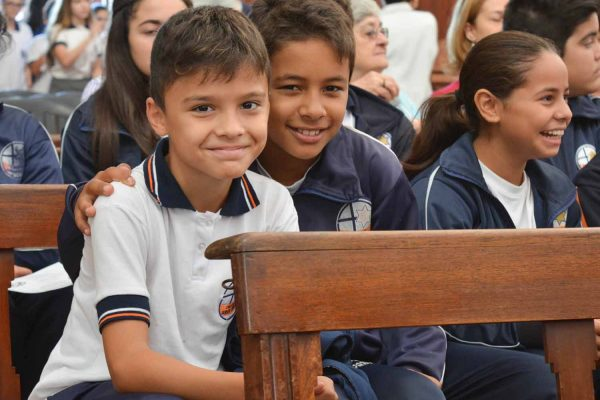 Los colegios son un excelente lugar para la transmisión de la fe /F. Gutiérrez