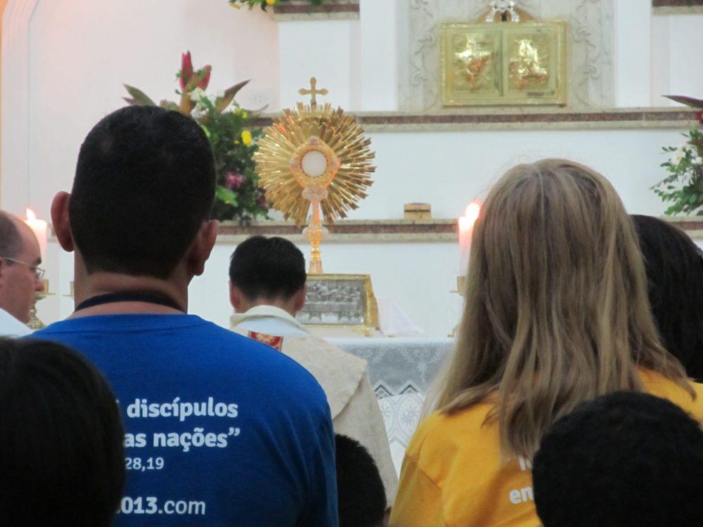 La Iglesia reza por nuevas vocaciones / Fuente: Cathopic