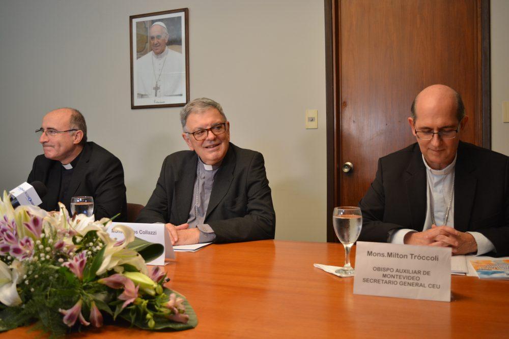 Presentación del documento de la CEU/ Fuente: Fabián Caffa