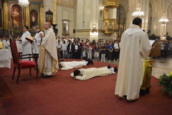 Ordenación sacerdotal / Fuente: Clara Planelles