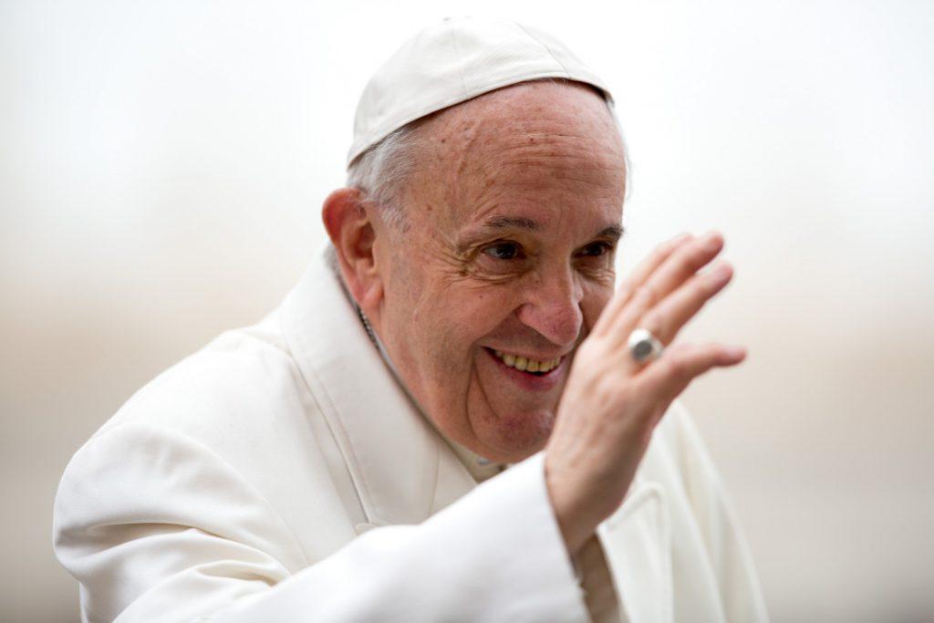 Papa Francisco/ Fuente: Daniel Ibáñez - CNA