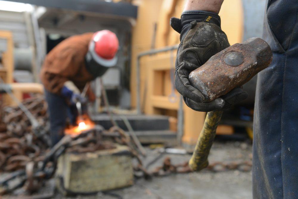 Trabajadores/ Fuente: Pxhere