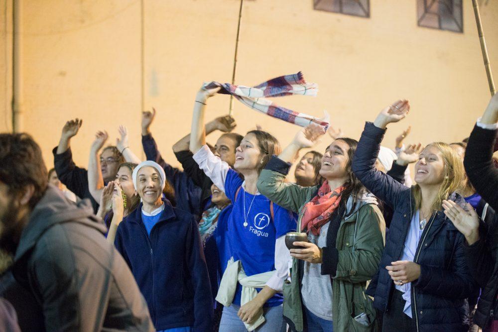 Fiesta San Felipe y Santiago: Fuente:  Decos Montevideo