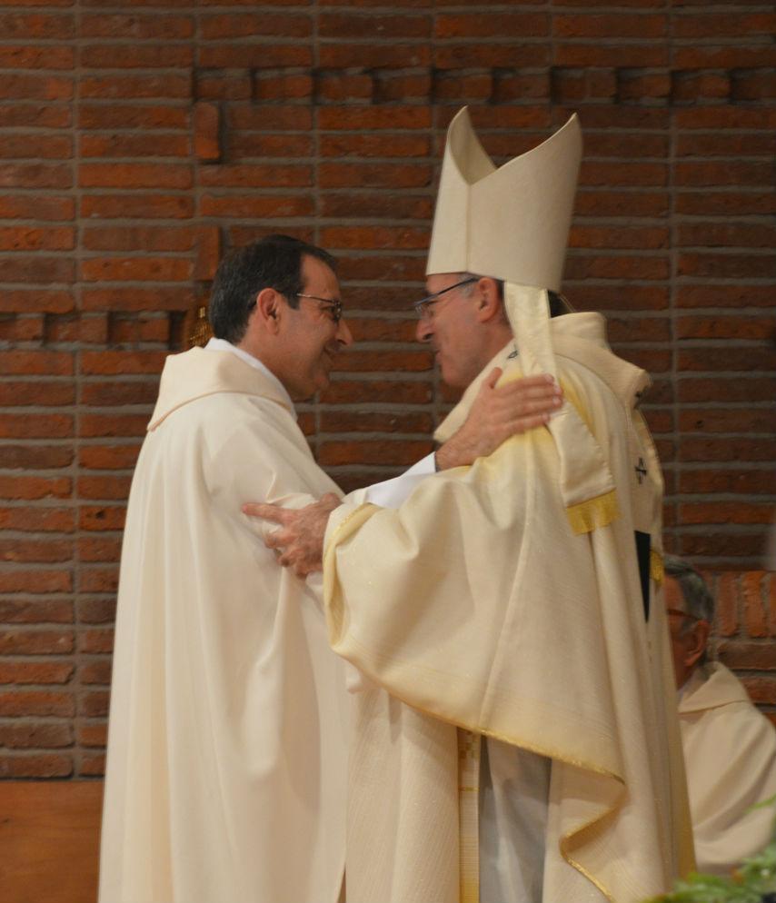 El Cardenal dio gracias a Dios y al Papa por la designación /C. Bellocq