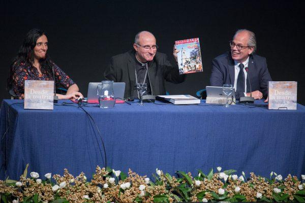 Presentación del libro Desde la matriz/ Fuente: Federico Gutiérrez