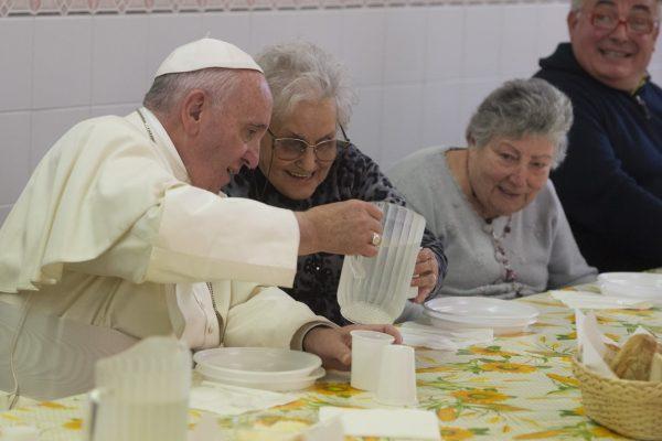 Jornada Mundial de los Pobres/ Fuente: © L'Osservatore Romano