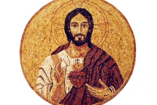 Mosaico del Sagrado Corazón/ Fuente:   web Arquidiócesis Metropolitana de Piura