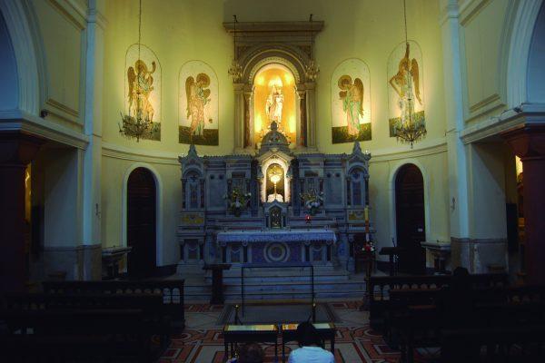 Iglesia del Cordón/DECOS