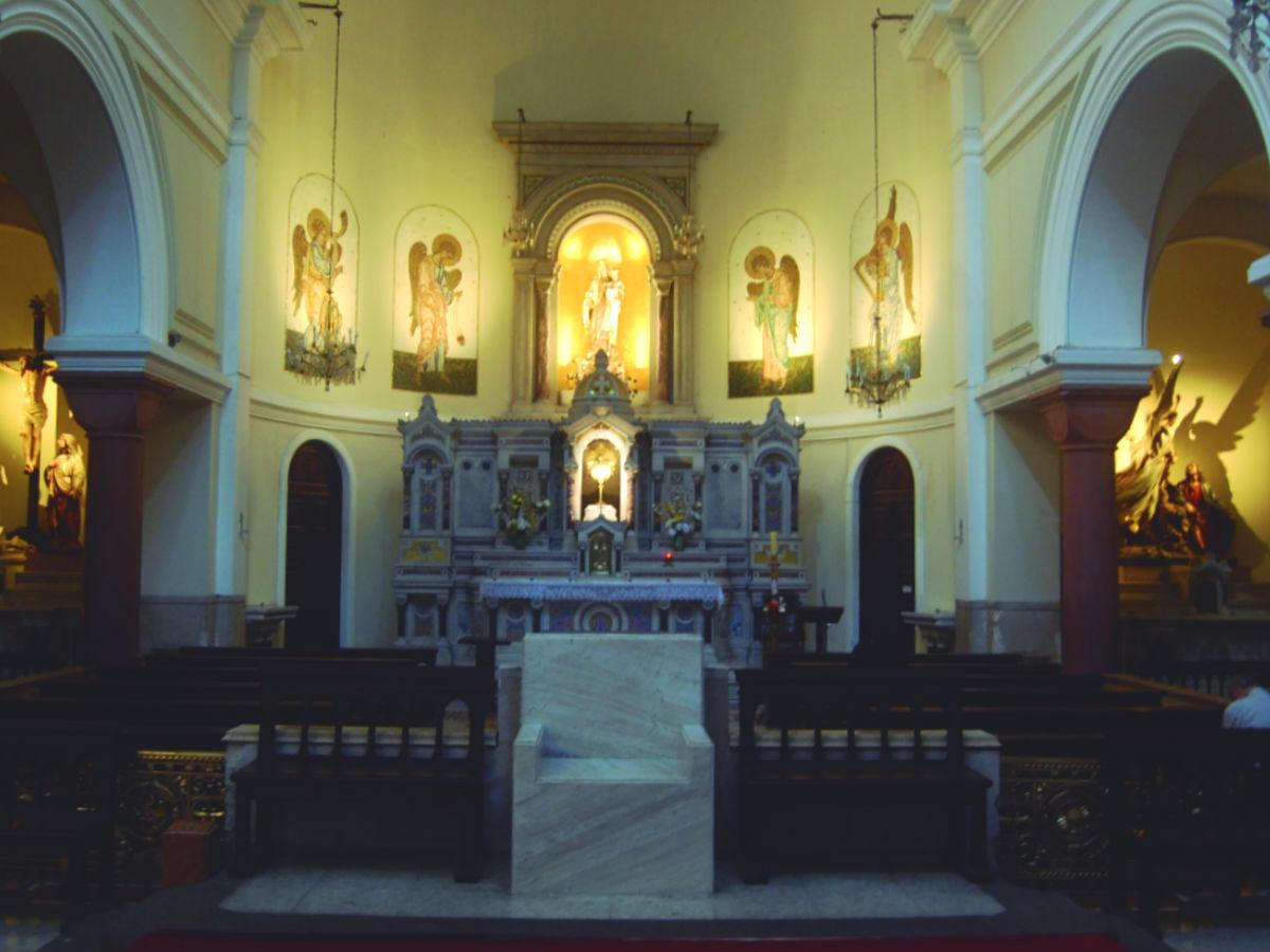Iglesia del Cordón/ Santiago Silva Ledesma