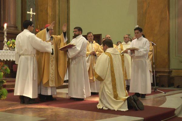 Ordenación sacerdotal/ Fuente: ICMtv