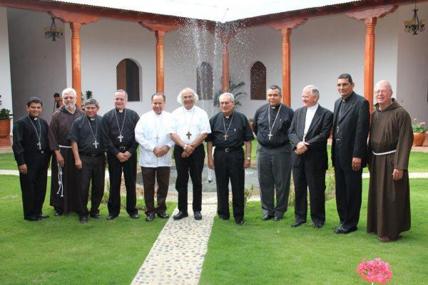 Obispo Nicaragüenses/ Fuente: CEN