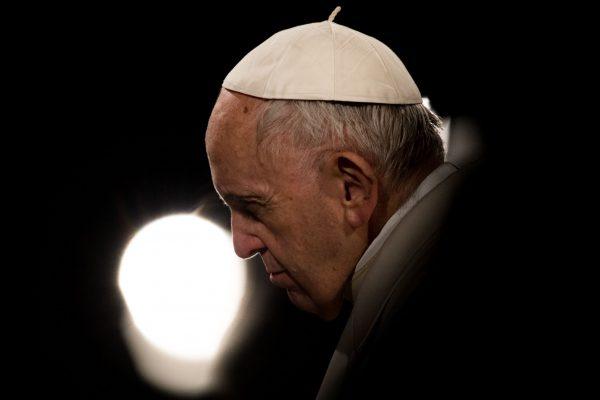 Papa Francisco/ Fuente: Daniel Ibáñez- CNA
